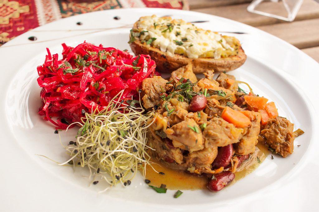 Restauracja Lavash- Baranina po Ormiańsku - Festiwal Dobrego Smaku