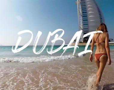 Najpiękniejsze miejsca w Dubaju – Video