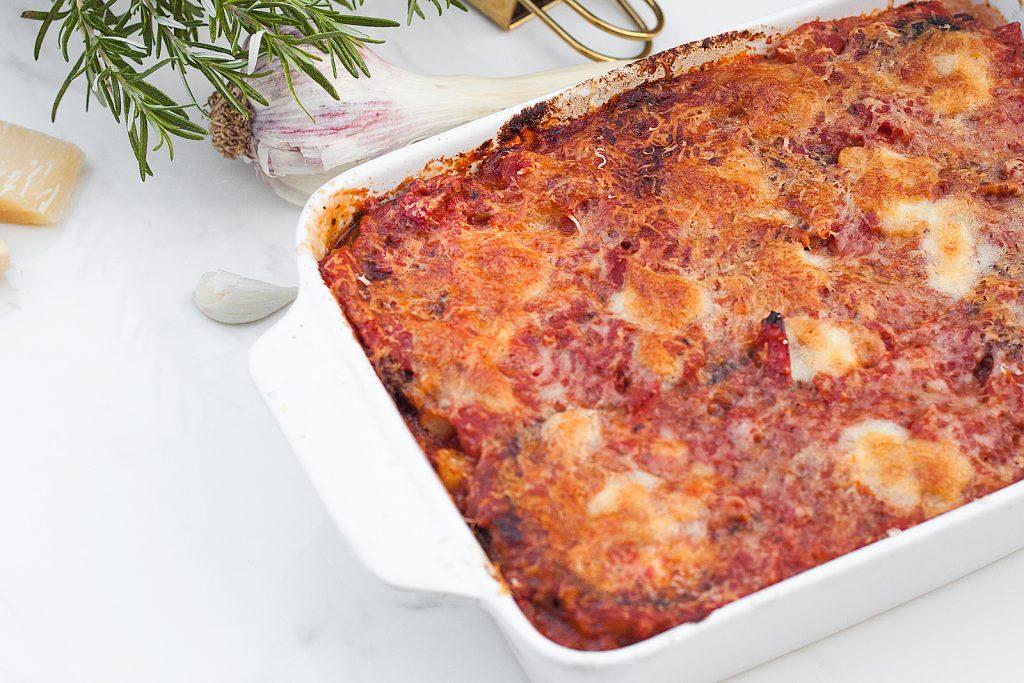 przepis na włoską parmigianę