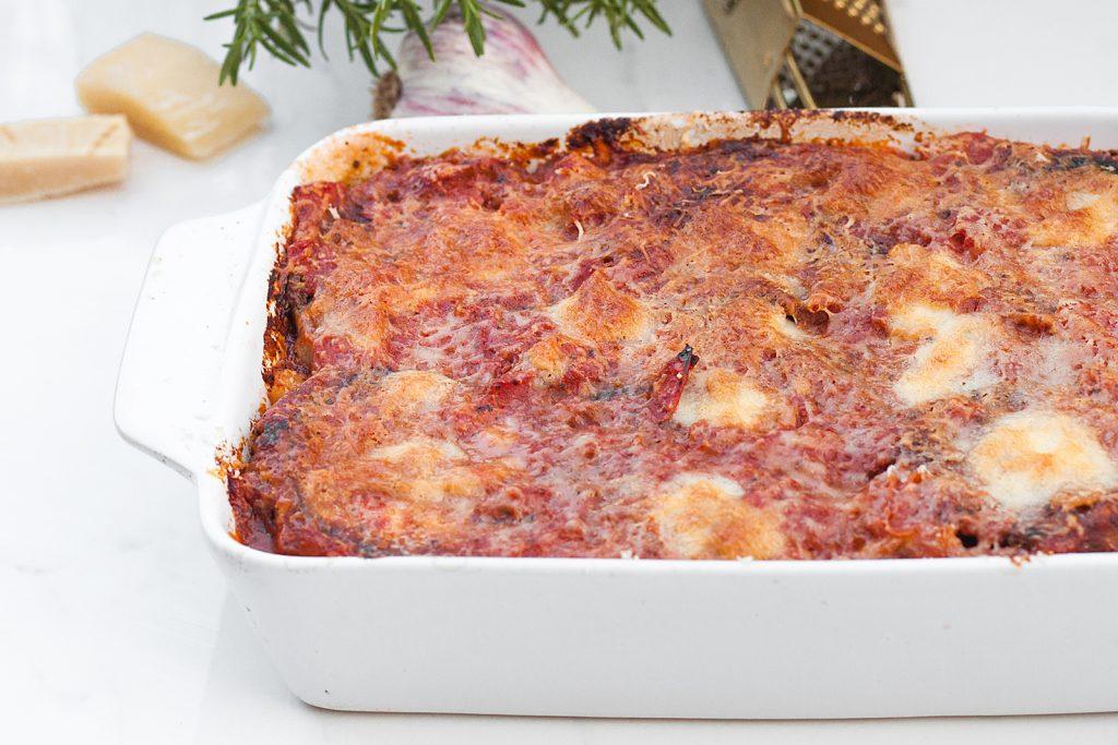 jak zrobić włoską parmigianę?