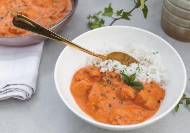 Butter chicken czyli klasyk kuchni indyjskiej