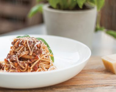 Prawdziwy włoski sos boloński – Ragu alla Bolognese