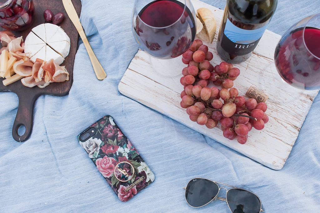 argentynskie, czerwone wytrawne wino malbec iris