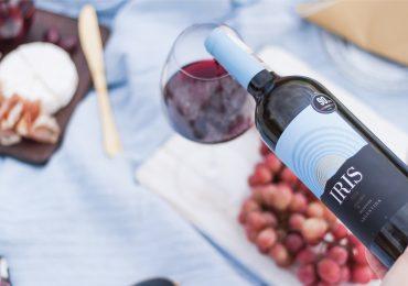 Czerwone, wytrawne wino Argentyńskie Malbec Iris