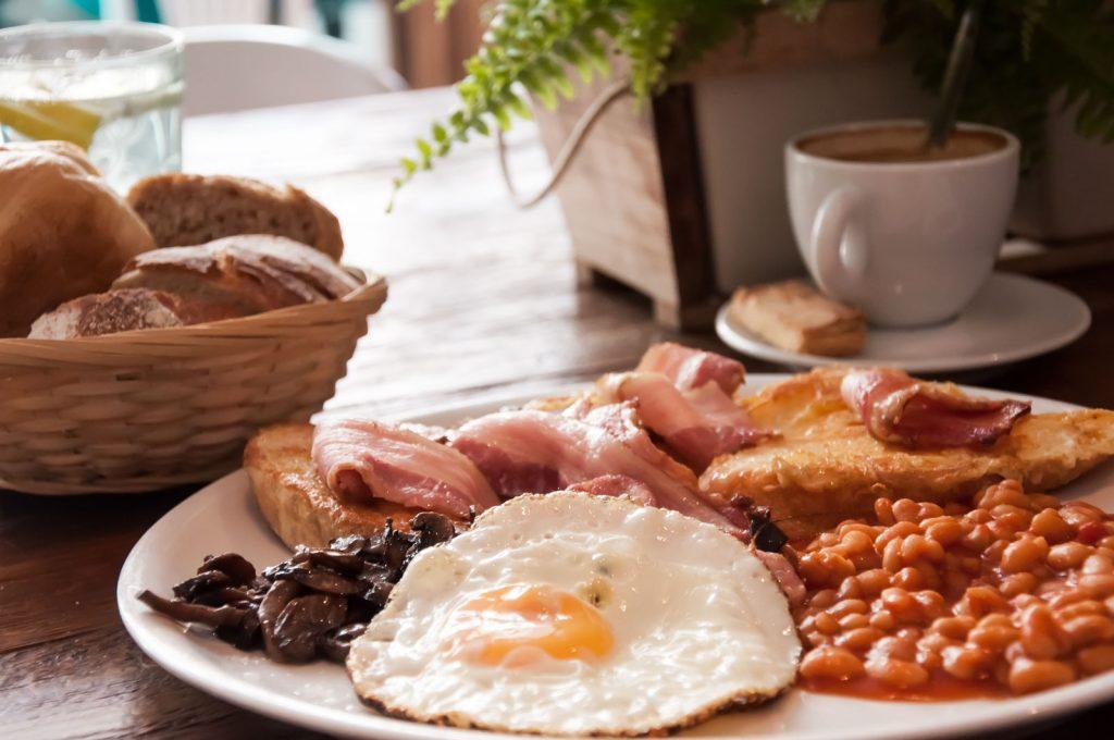 Najlepsze śniadanie w łodzi - Breadnia