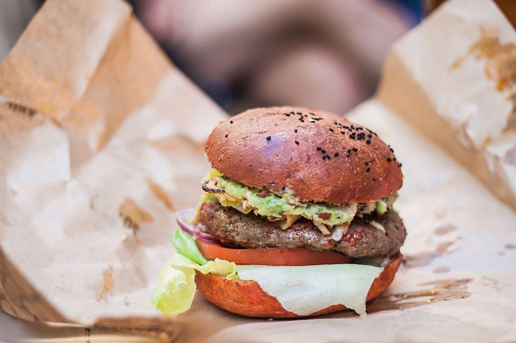 Najlepszy Burger w Łodzi - Gastromachina