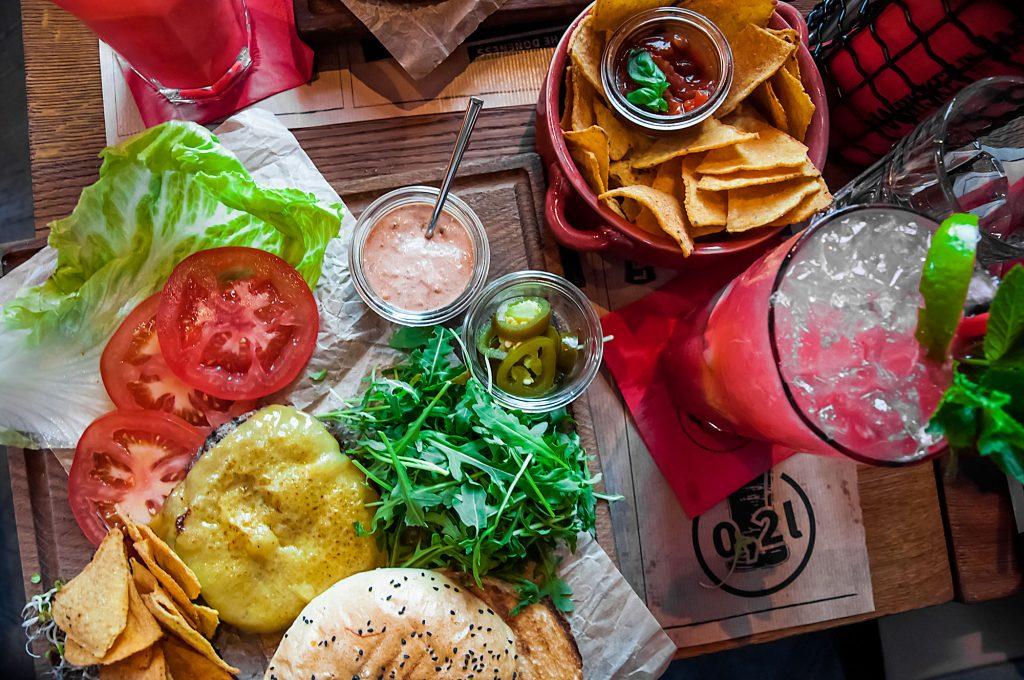 Burger Meksykański - Whiskey In The Jar