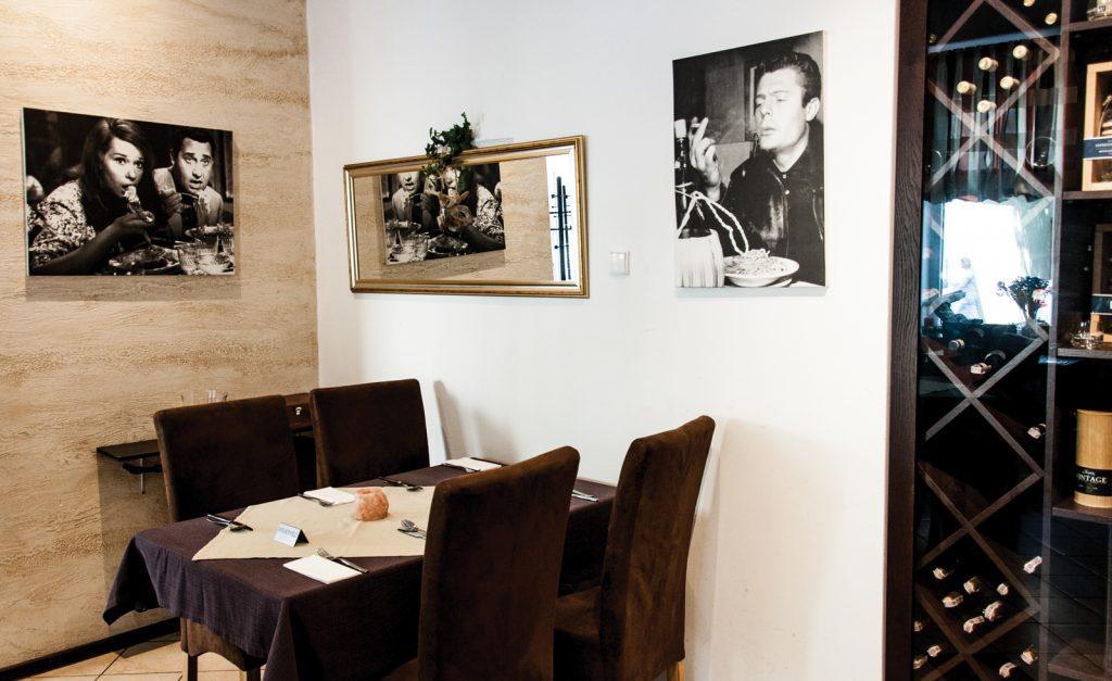 Restauracja Mare e Monti Łófź
