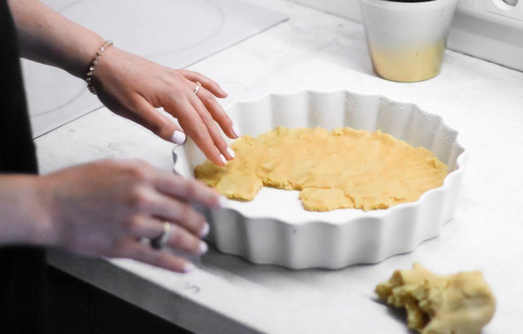 jak zrobic idealne, maslane, kruche ciasto?