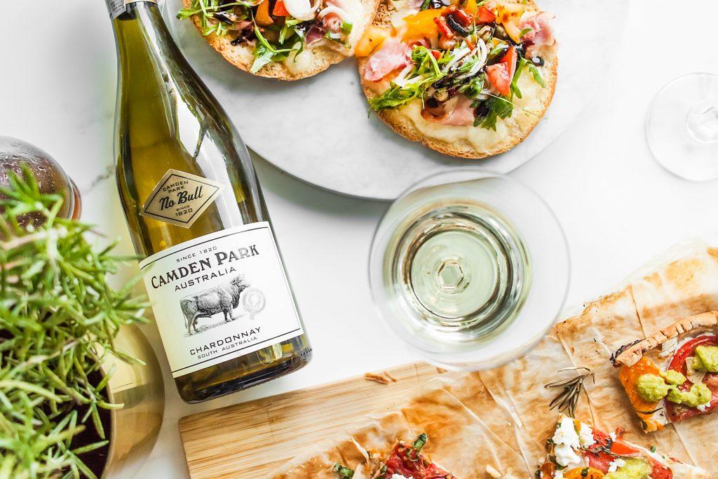 biale, lekkie, wytrawne wino chardonnay camden park