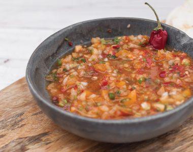 Jak zrobić pico de gallo czyli meksykańską salsę pomidorową?