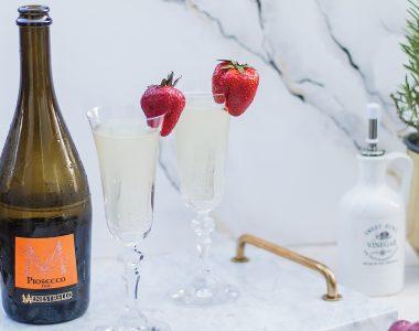 Prosecco DOC, Menestrello- lekkie, włoskie wino musujące -moje ulubione