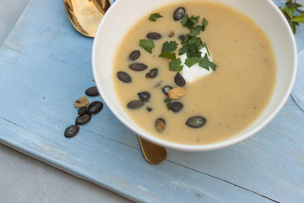 przepis na prosta i szybka zupe z cukinii