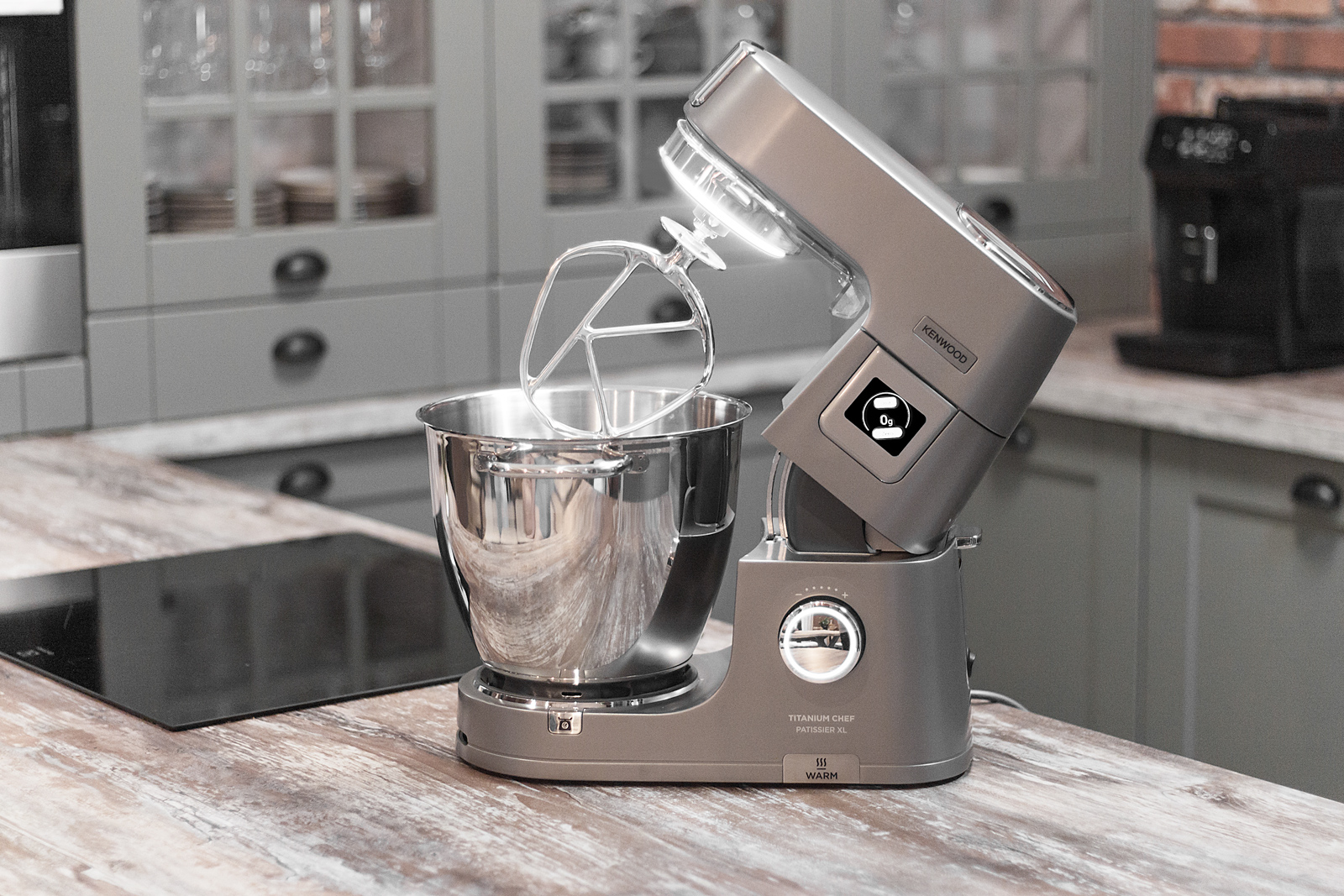 recenzja kenwood titanum chef patissier xl