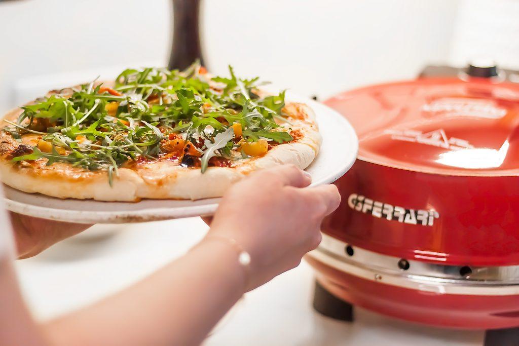 recenzja pieca do pizzy G3Ferrari