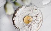 delikatny sernik cytrynowy z mascarpone