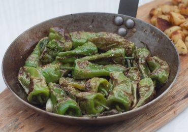 Smażone papryczki padron – jak zrobić słynny hiszpański tapas